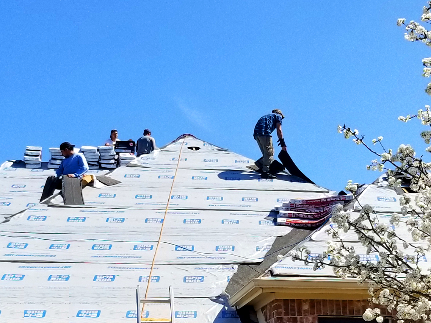 Roof Replacement Quality